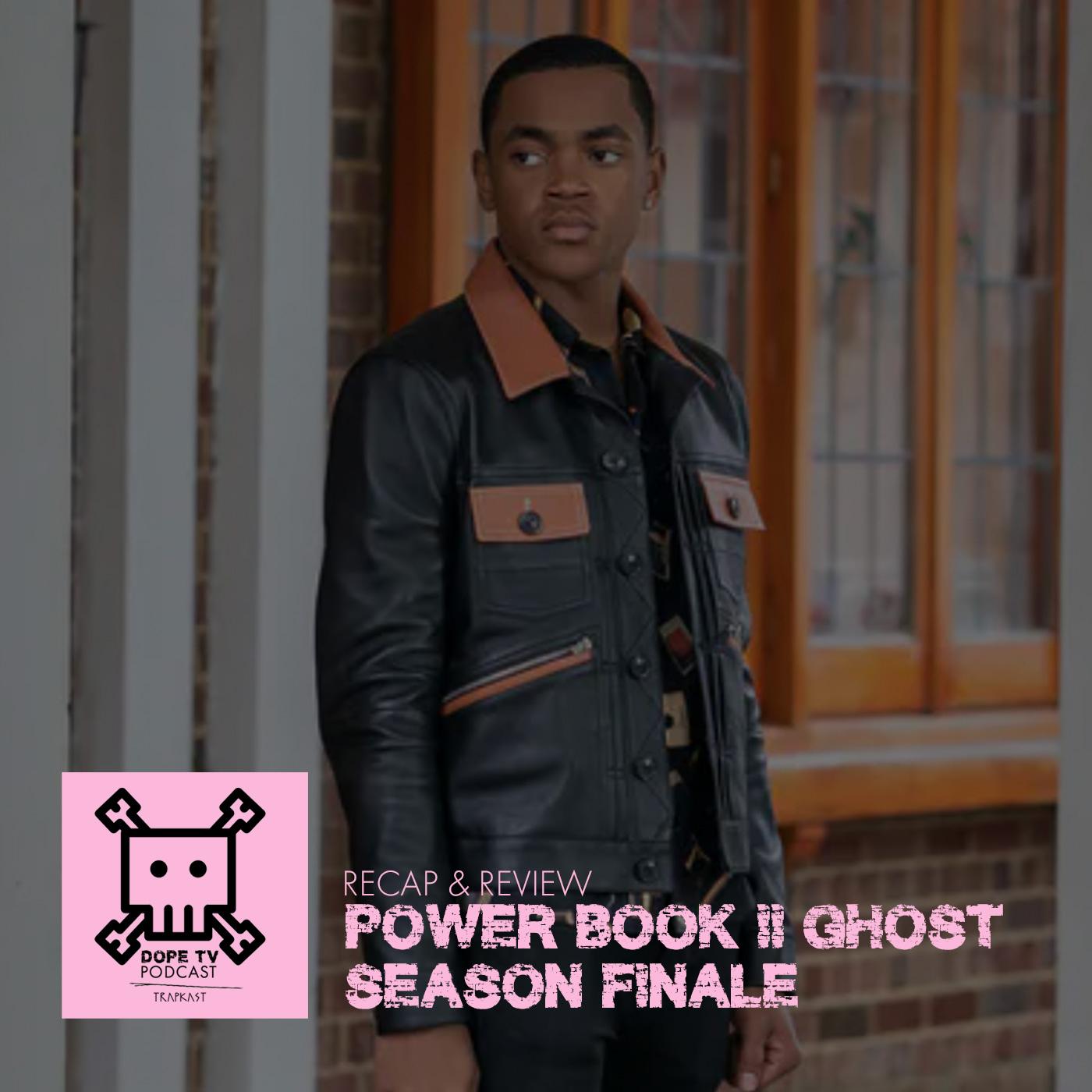 Power Book II: Finale
