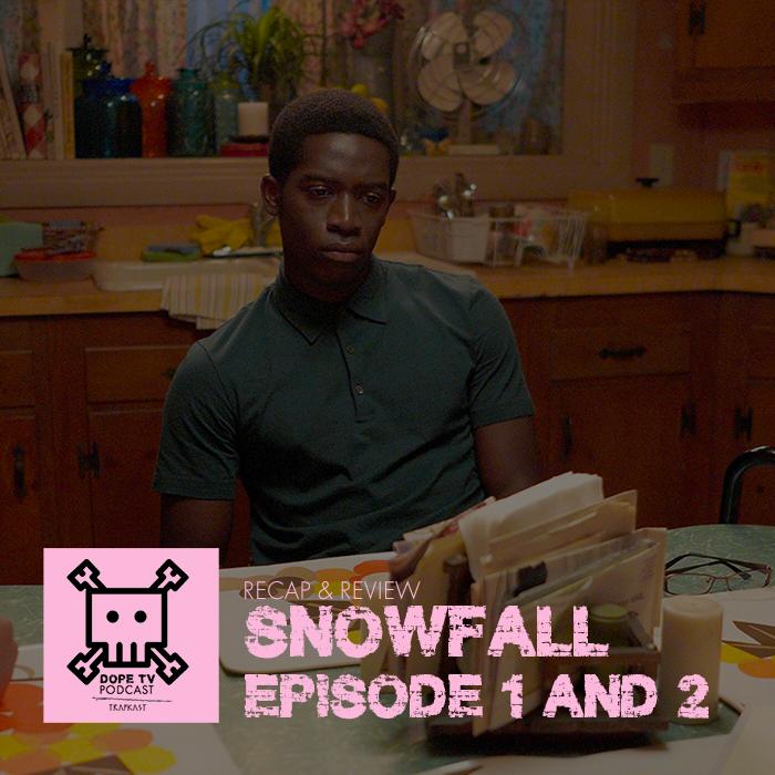 Snowfall Season 4: Episode 1/2