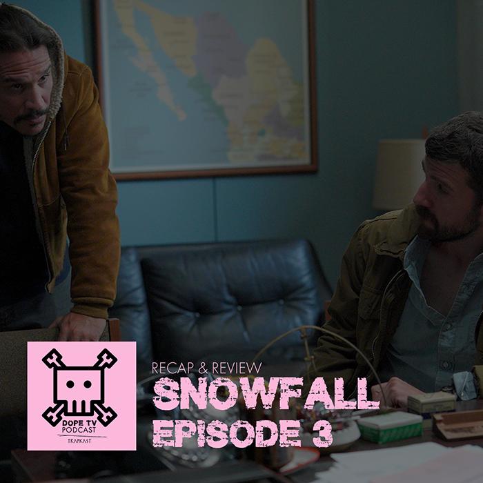 Snowfall Season 4: Episode 3