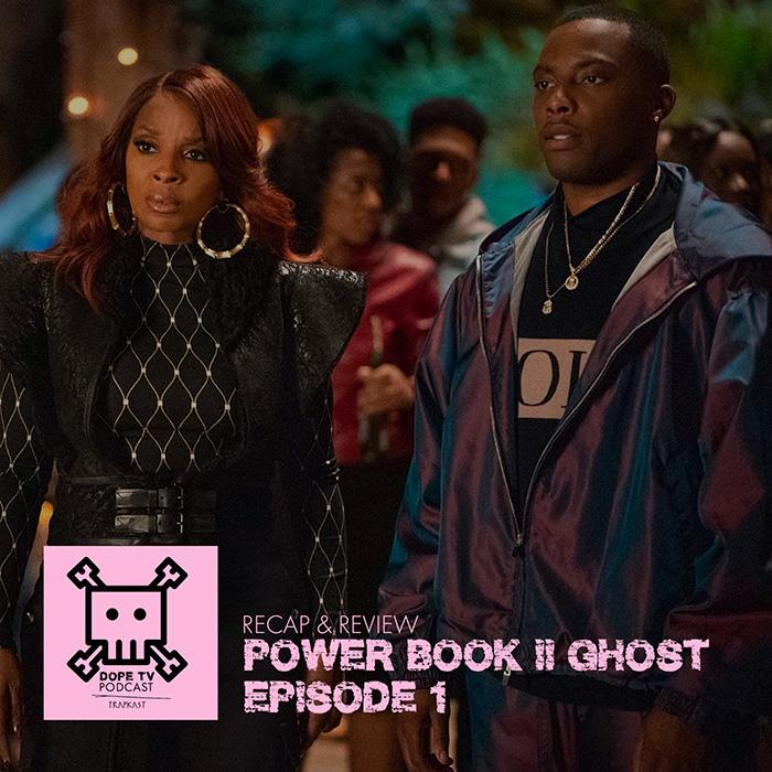 Power Book II: Ghost Episode 1